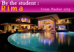 moroccoenglish class unit house dream house