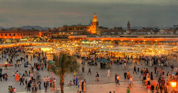 Morocco the most welcoming country for tourists according World – Morocco Tourist Attractions Map
