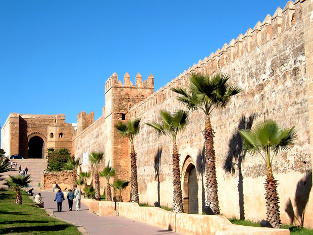 My prefered city is Rabat. It's in the north west of Morocco. The population is about 627932