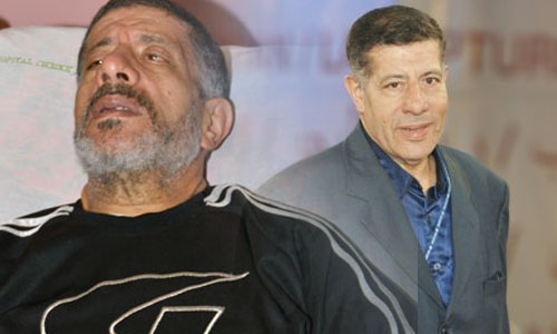 The Moroccan actor BenBrahim passed away :