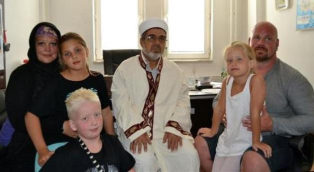Islam In Norway: Norwegian Family Converted To Islam After Being Influenced