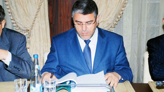 The Morocco's minister of justice outlins an ambicious road map for justice reformation