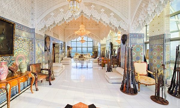 The most Beautiful & Expensive Moroccan home in USA ($5 Million)