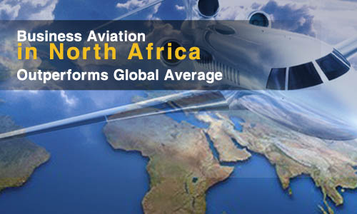 Business Aviation in North Africa Outperforms Global Average