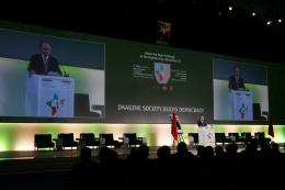 Rabat : Opening of the 4th Congress of United Cities and Local Governments